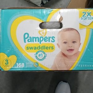 Other - DIAPERS SIZE 3